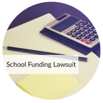 School Funding Lawsuit no line